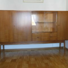 60er Jahre Teakholz Sideboard