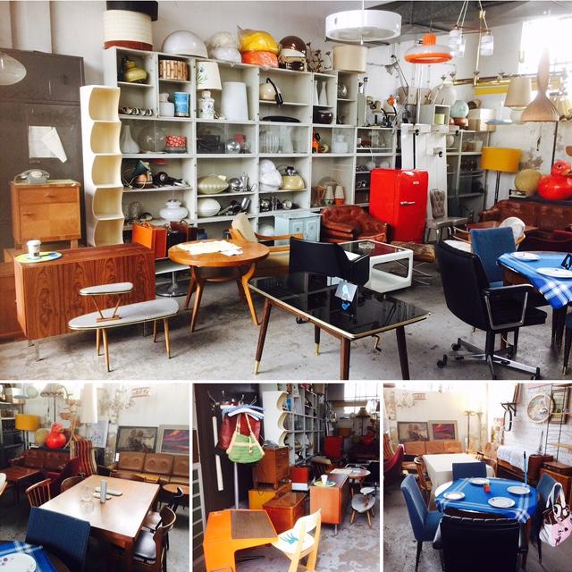 Retrokaufhaus Möbel Der 80er 70er 60er 50er Jahre